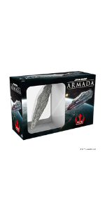 Star Wars Armada Home One Expansion Miniatures Battle Game Fantasy Flight Games