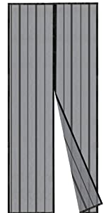 Magnetisch gordijn