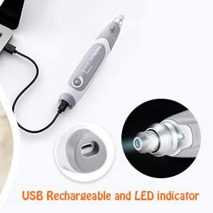 USB Rechargeable LED indicator