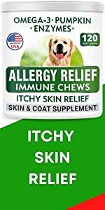 Allergy Relief w/ Omega