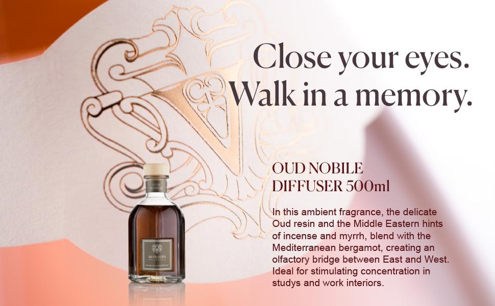 dr vranjes diffuser oud nobile home fragrance luxury scent