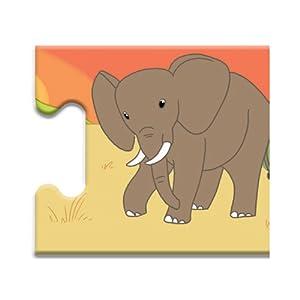 Jeux Ravensburger Famille mamans petits environnement  maternelle éléphant