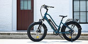 electric bike fat tire
