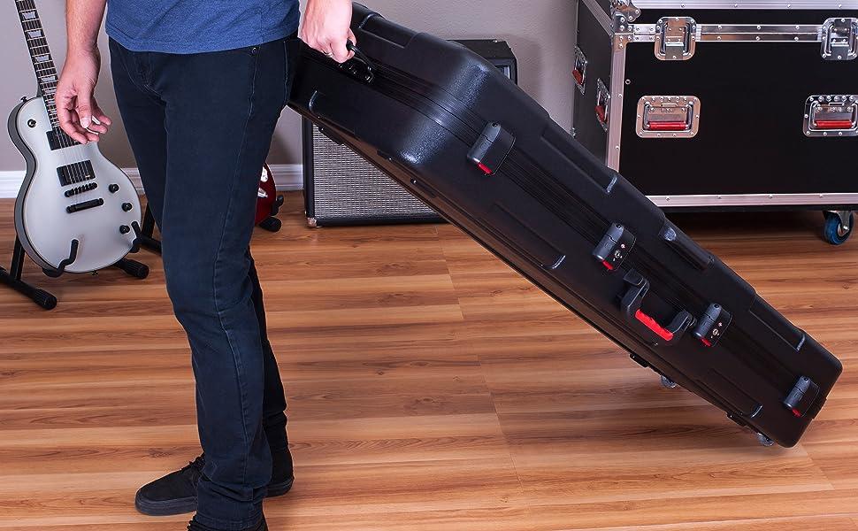 Rolling TSA Keyboard Case
