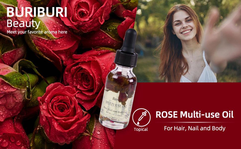 Rose Multi-Use Oil