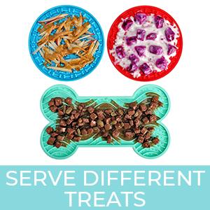 different treats