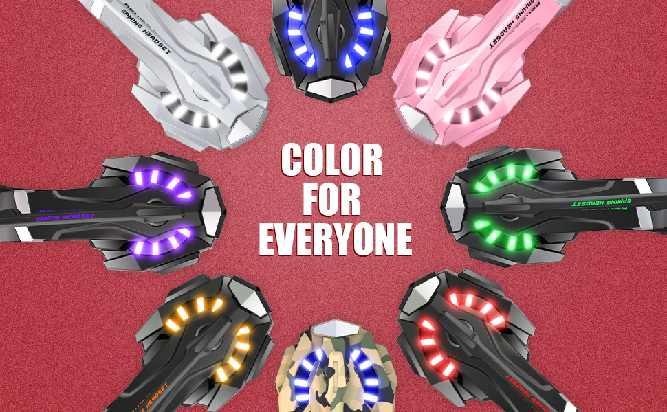 COLOR FOR EVERYONE
