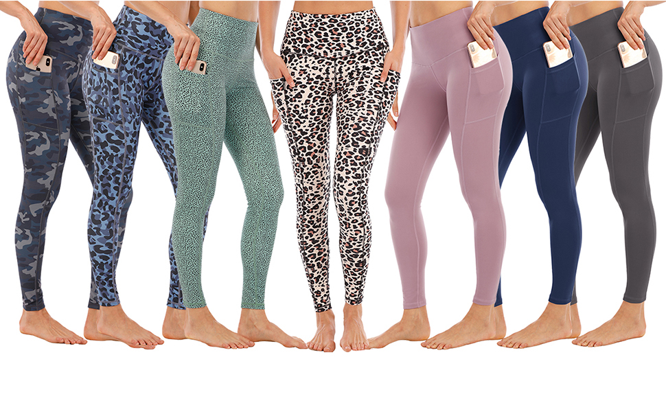 All colors yoga panst