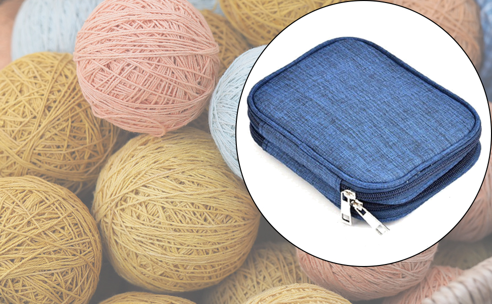 Katech Crochet Hook Set