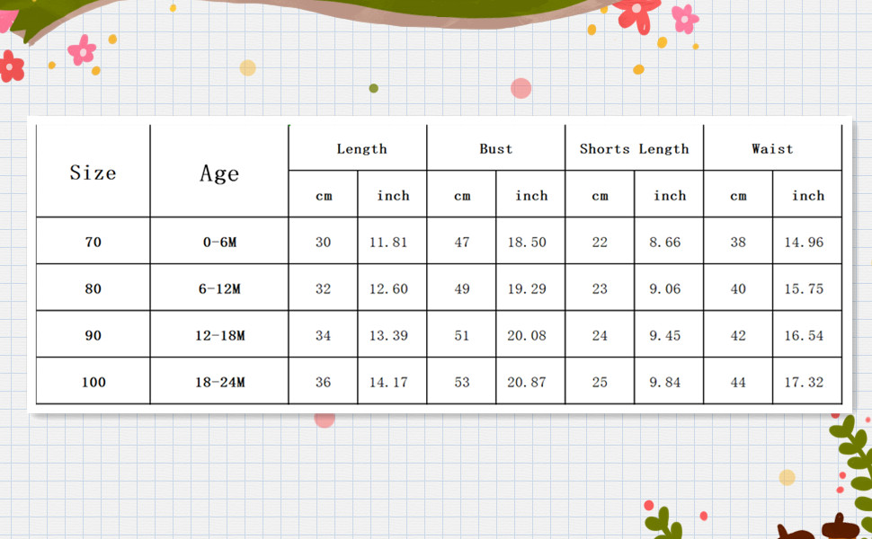 newborn summer clothes summer baby girl clothes 3-6 months12 month old girl clothes