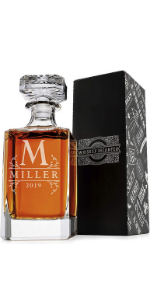 Personalized Whiskey Decanter