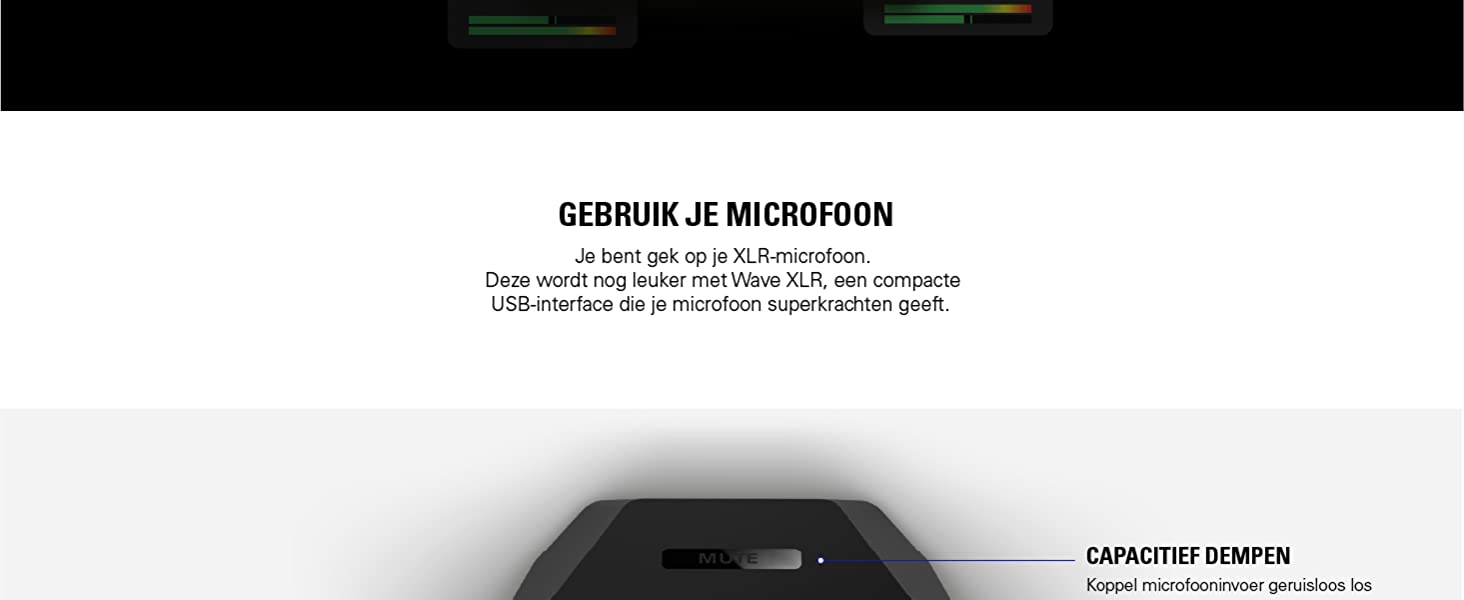 Gebruik Je Microfoon