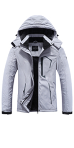womens warm jacket