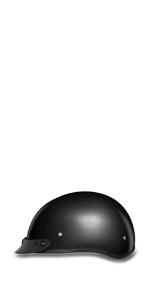 Daytona Helmets D1 skull cap comparison