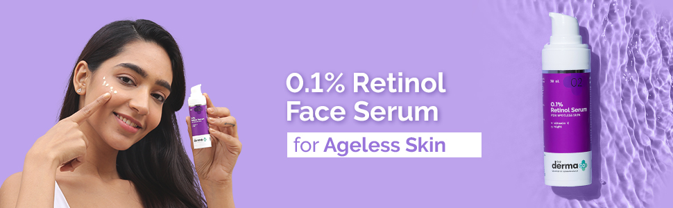 0.1% Retinol Serum