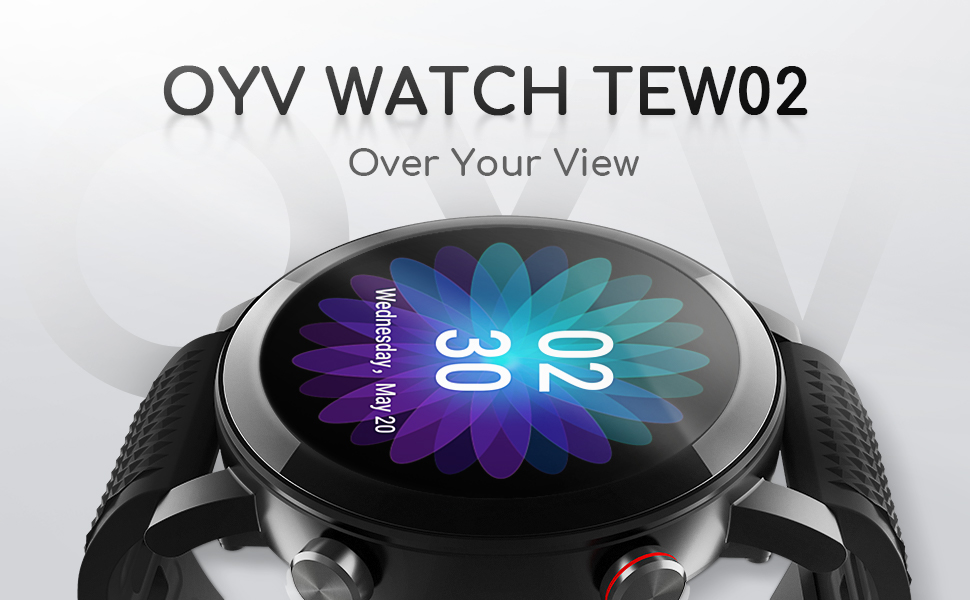 Smart Watch for Android & iOS Phones Compatible 14 Days Endurance IP68 Swimming Waterproof