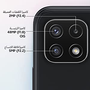 Capture your world in all different ways with Triple Camera