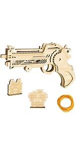 Rubber Band Gun Puzzles B095SDBKWJ