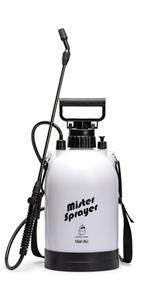 Water Mister amp;amp;amp;amp; Spray Bottle for Plants amp;amp;amp;amp; Gardens - Mr. Mister (4L)