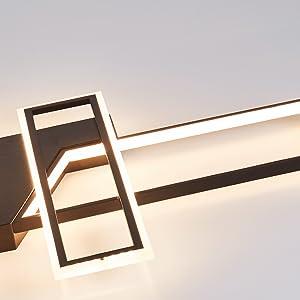 Abat-jour acrylique/silicone pour plafonnier