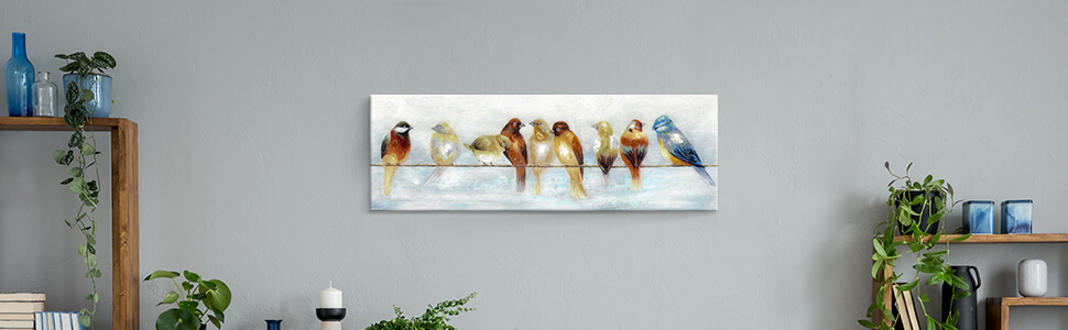 Animal pictures wall decor