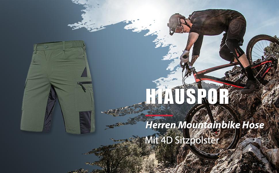 Herren Mountainbike Hose