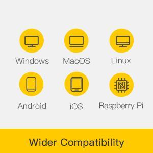 wider  compatibility