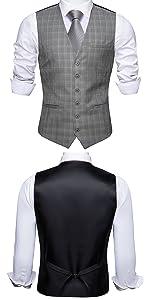 YOHOWA Formal Vest