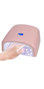 Gel Light Nail Dryer