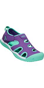 kid's stingray closed toe water casual sandal