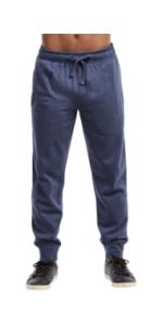 men's drawstring fleece joggers jogger pants