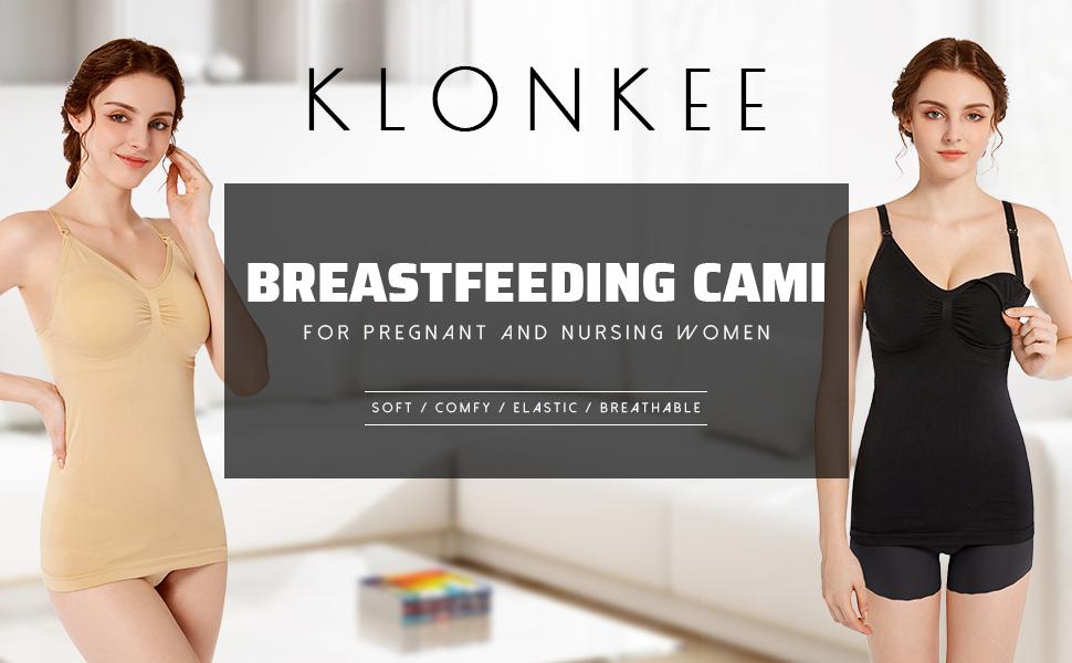breastfeeding cami