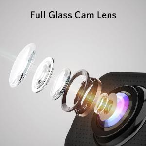 Full Glass Cam lens