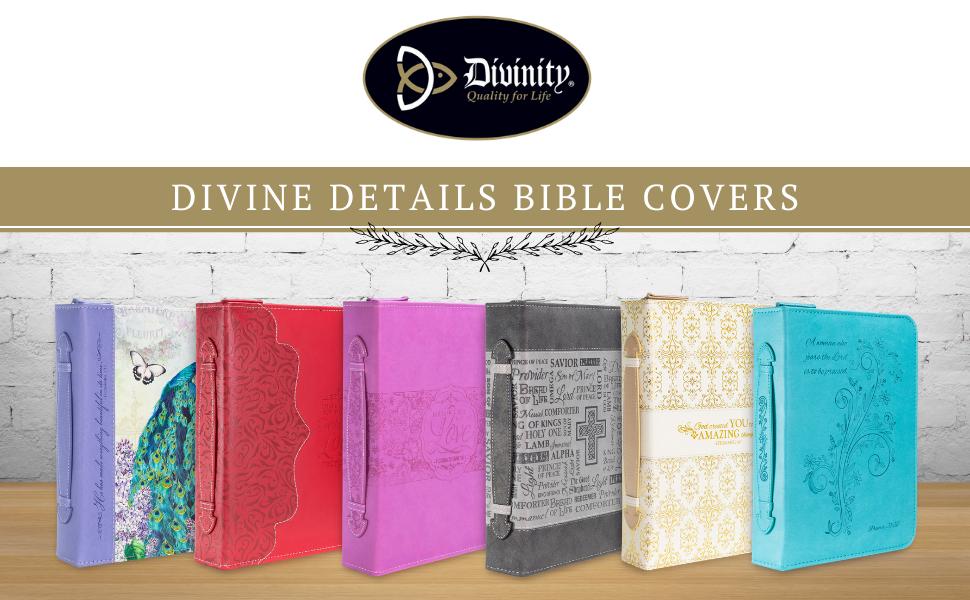 Divine Details Bible Covers