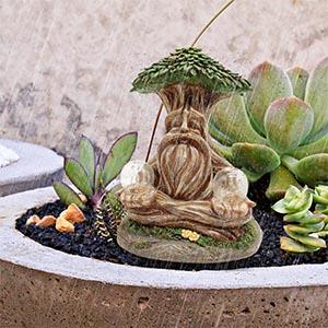 solar garden statue solar garden light garden decor fairy garden
