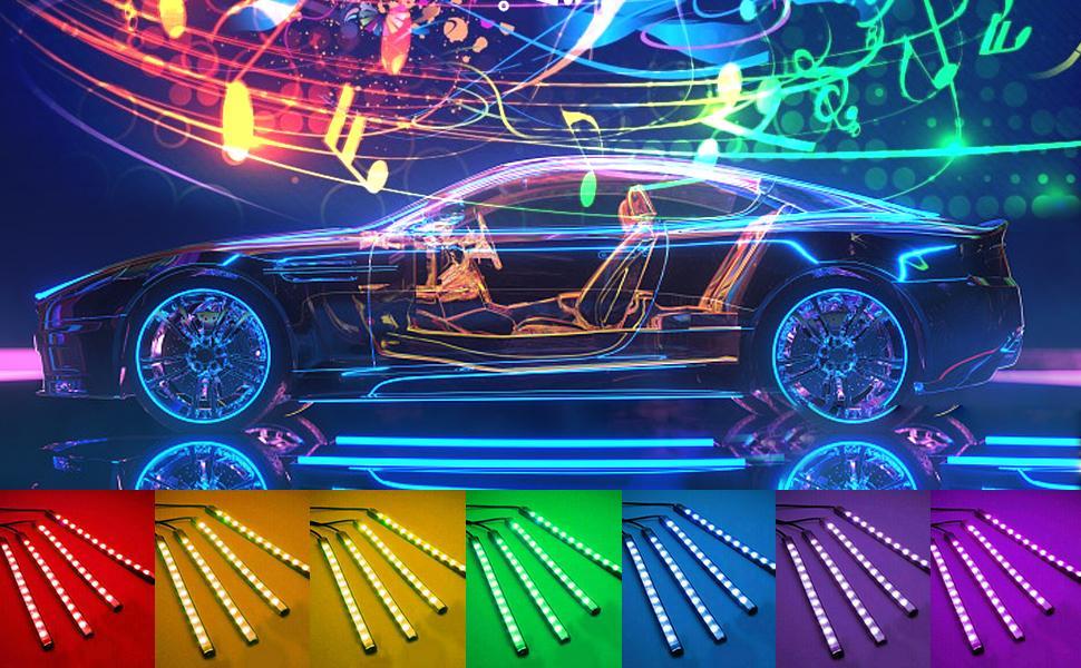 led light for car