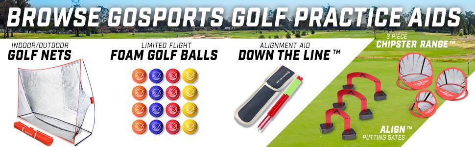golf, training aids