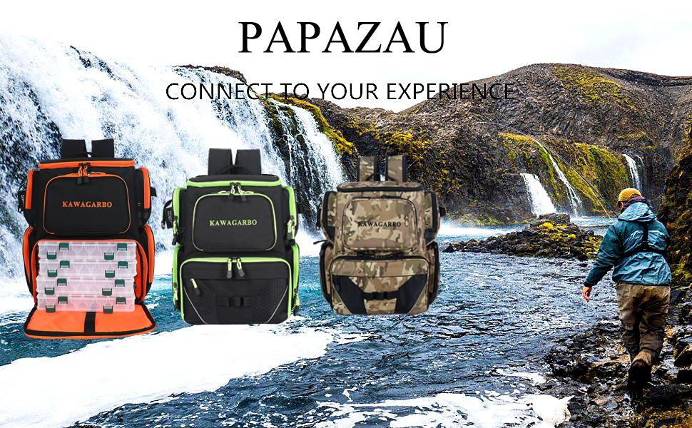 High quality fishing tackle backpack