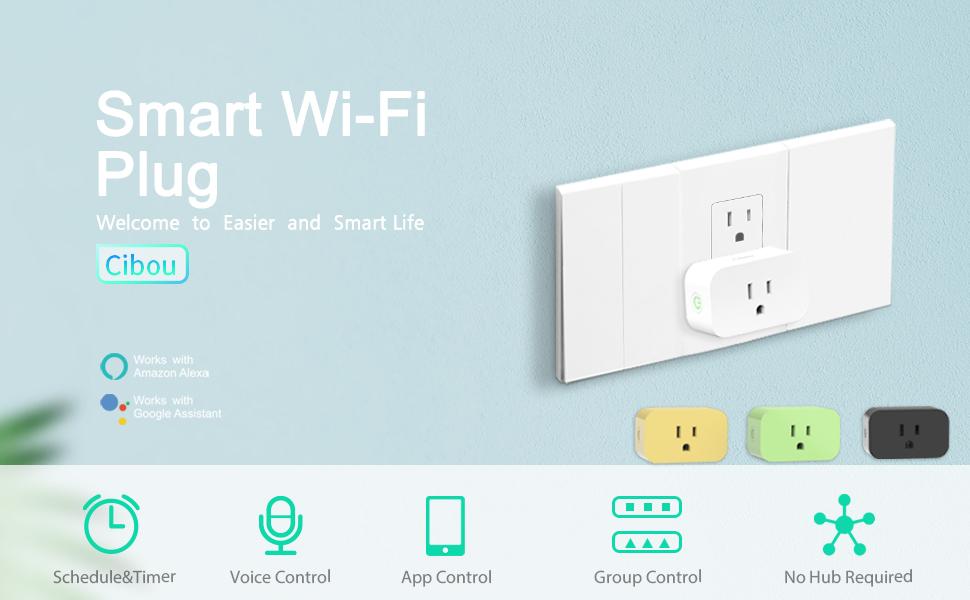 Cibou Smart Plug