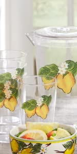 Lemon Drinkware