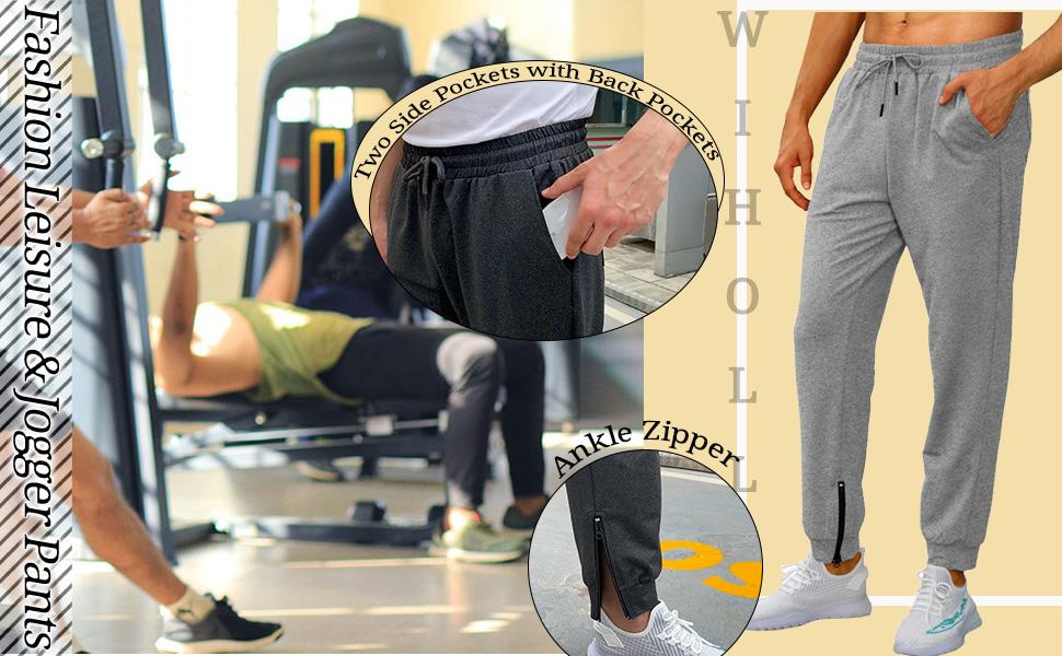 mens jogger pants