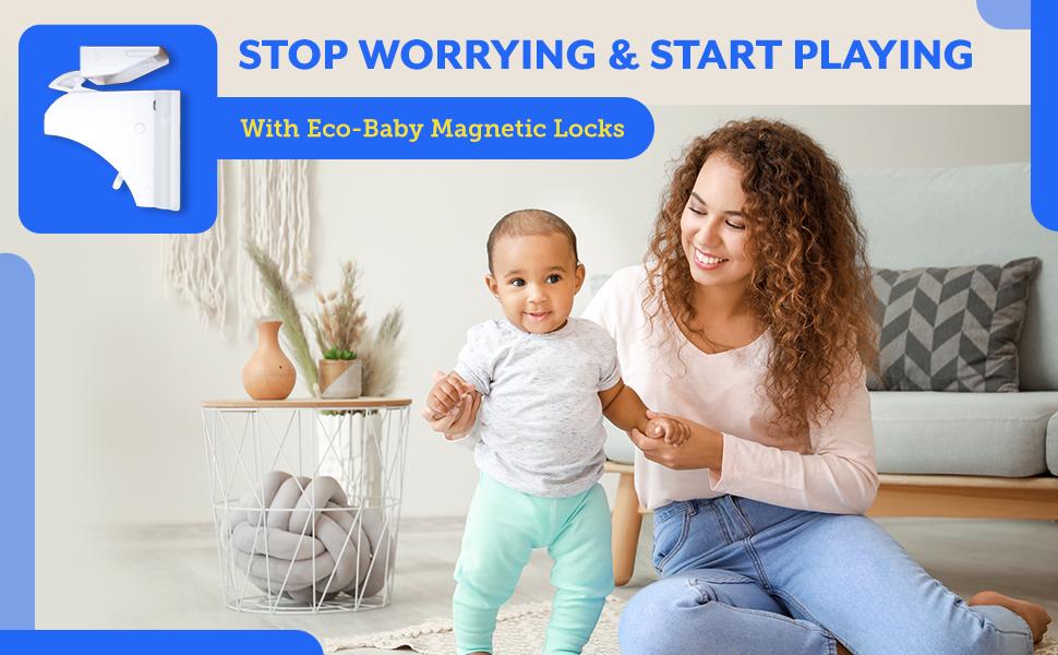 Ecobaby Magnetic Locks
