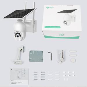 MPW Solar Security Cameras Outdoor