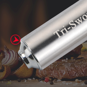 Meat Injector Barrel Interfaces Tight