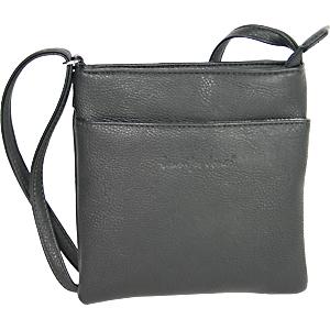 schwarze damen Umhängetasche kleine schultertasche für frauen