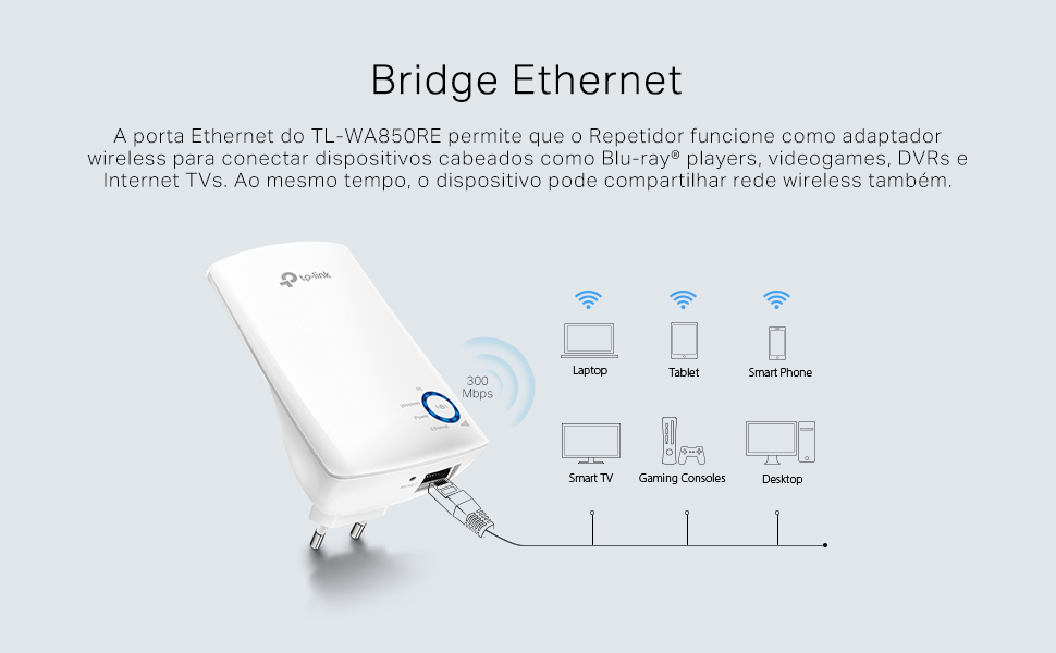 Bridge ethernet