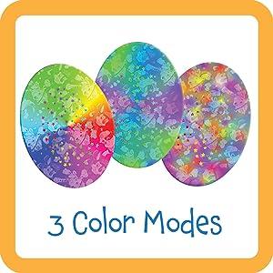3 Color Modes