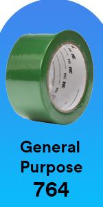 3M General Purpose Tape 764