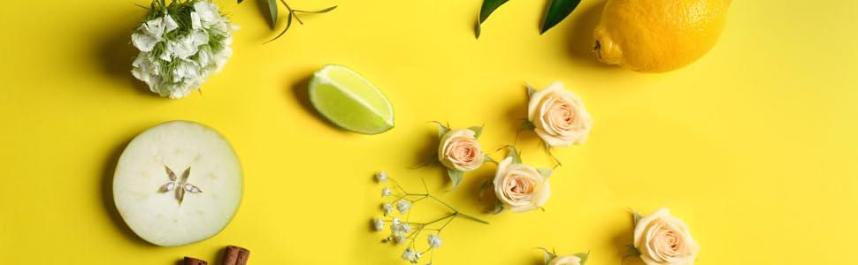 Fragrance overlay