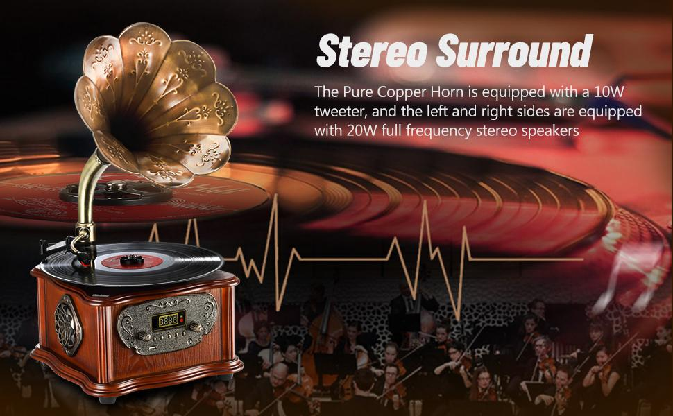 Stereo Surround